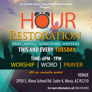 Hour of Restoration